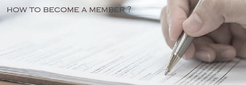 How to become a Member