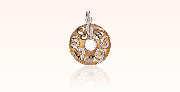 Jade of Orient Pendant